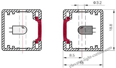 Fork Truck Safety Light Curtains Wiring Diagrams on door access control wiring diagram